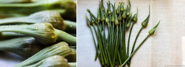 roasted garlic spears scapes recipe brooke bass