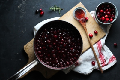 Pinot Noir Cranberry Sauce Recipe