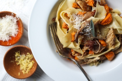 Pasta Braised Rabbit Potatoes Recipe La Provence