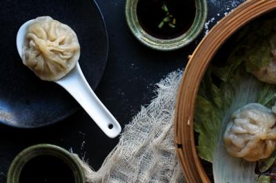 Xiaolongbao Shanghai Soup Dumplings Recipe